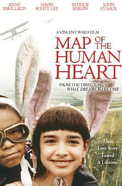 心中的地图 Map of the Human Heart (1993)