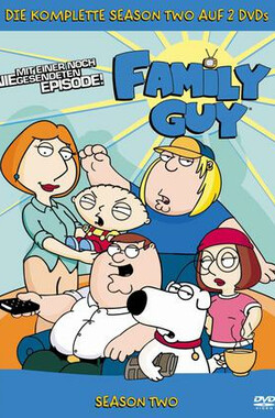 恶搞之家 第二季 Family Guy Season 2 (1999)