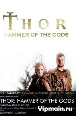 霹雳雷神 Hammer of the Gods (2009)