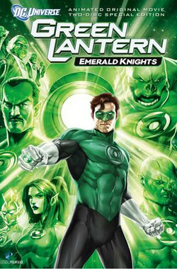 绿灯侠:翡翠骑士 Green Lantern: Emerald Knights (2011)