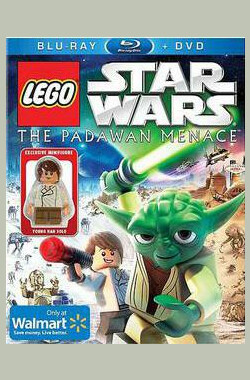 乐高星球大战:学徒危机 Lego Star Wars: The Padawan Menace (2011)