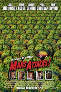 火星人玩转地球 Mars Attacks! (1996)