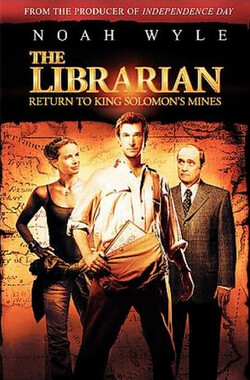 图书馆员:所罗门王的宝藏 The Librarian: Return to King Solomon's Mines (2006)