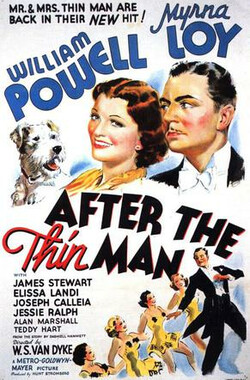 迷雾重重 After the Thin Man (1936)