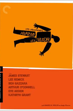 桃色血案 Anatomy of a Murder (1959)