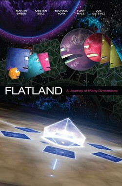 平面国 Flatland: The Movie