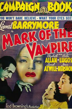 吸血鬼的印记 Mark of the Vampire (1935)
