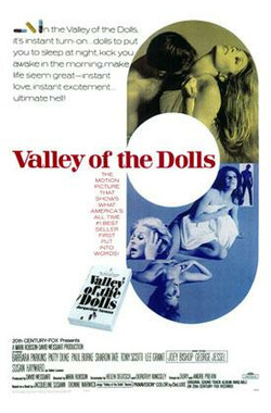 娃娃谷 Valley of the Dolls (1967)