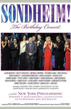 Sondheim!生日演唱会 Sondheim! The Birthday Concert (2010)