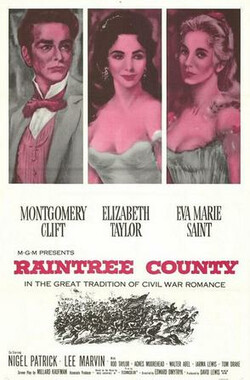 雨树县 Raintree County (1957)