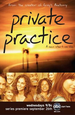 私人诊所 第一季 Private Practice Season 1 (2007)