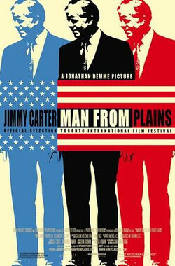 吉米·卡特:来自草原的人 Jimmy Carter Man from Plains (2007)
