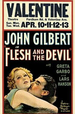 灵与肉 Flesh and the Devil (1926)