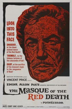 红死病 The Masque of the Red Death (1964)