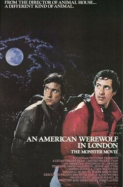 美国狼人在伦敦 An American Werewolf in London (1981)
