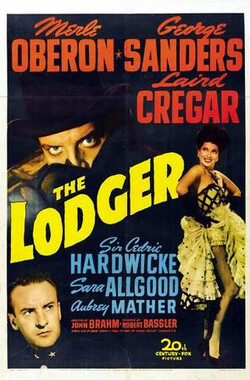 房客 The Lodger (1944)