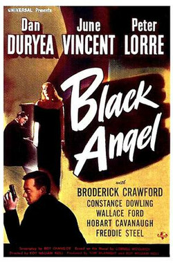 黑天使 Black Angel (1946)
