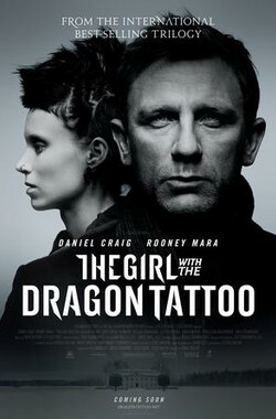 龙纹身的女孩 The Girl with the Dragon Tattoo (2011)
