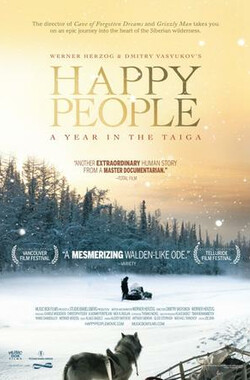 快乐的人们 Happy People: A Year in the Taiga (2010)