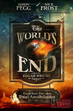 世界尽头 The World's End (2013)