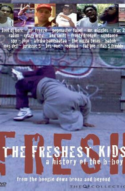 B-Boy兴衰史 The Freshest Kids (2004)