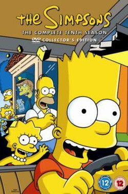 辛普森一家 第十季 The Simpsons Season 10 (1998)