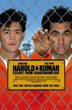 猪头逛大街2 Harold & Kumar Escape from Guantanamo Bay (2008)