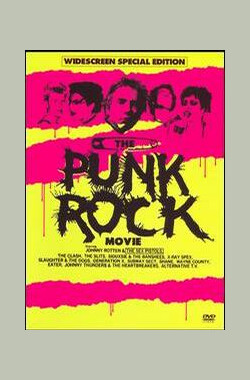 朋克电影 The Punk Rock Movie (1978)