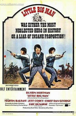 小巨人 Little Big Man (1970)