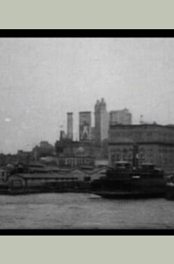 Skyscrapers of New York City, from the North River (1903)
