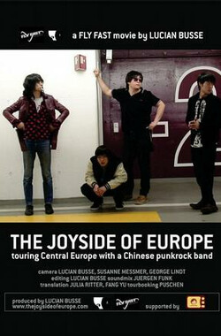 Joyside欧洲巡演记录 The Joyside of Europe (2009)