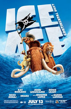 冰川时代4 Ice Age: Continental Drift (2012)