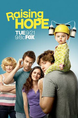 家有喜旺 第一季 Raising Hope Season 1 (2010)