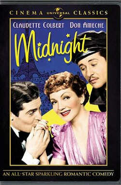 午夜 Midnight (1939)