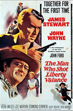双虎屠龙 The Man Who Shot Liberty Valance (1962)