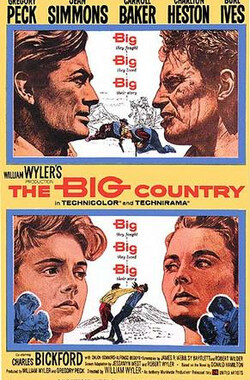 锦绣大地 The Big Country (1958)