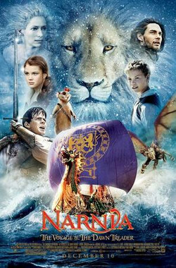 纳尼亚传奇3:黎明踏浪号 The Chronicles of Narnia: The Voyage of the Dawn Treader (2011)