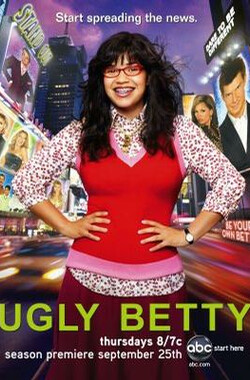 丑女贝蒂 第三季 Ugly Betty Season 3 (2008)