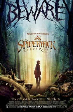 奇幻精灵事件簿 The Spiderwick Chronicles (2008)