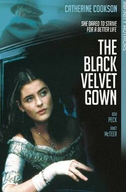黑天鹅绒礼服 The black velvet gown