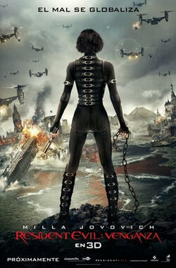 生化危机5:惩罚 Resident Evil: Retribution (2013)