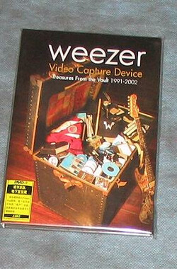 Weezer: Video Capture Device - Treasures from the Vault 1991-2002 (2004)