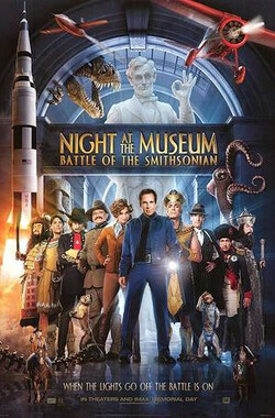 博物馆奇妙夜2 Night at the Museum: Battle of the Smithsonian (2009)