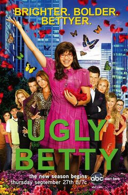 丑女贝蒂 第二季 Ugly Betty Season 2 (2007)