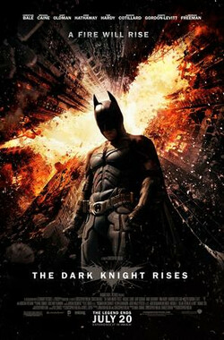 蝙蝠侠:黑暗骑士崛起 The Dark Knight Rises (2012)