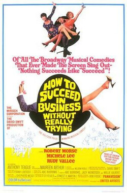 我们不用很麻烦很累就可以成功 How to Succeed in Business Without Really Trying (1967)