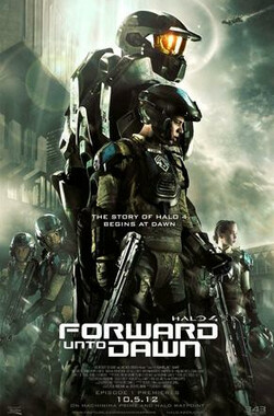光晕4:航向黎明号 Halo 4: Forward Unto Dawn (2012)