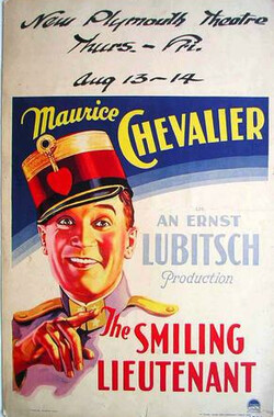 驸马艳史 The Smiling Lieutenant (1931)