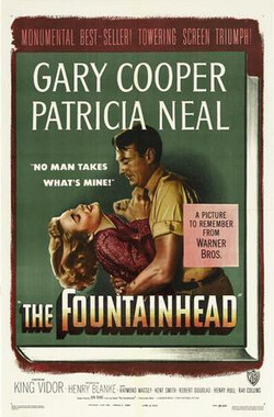 源泉 The Fountainhead (1949)