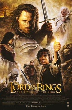 指环王3:王者无敌 The Lord of the Rings: The Return of the King (2004)